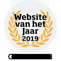 Website van het jaar 2018