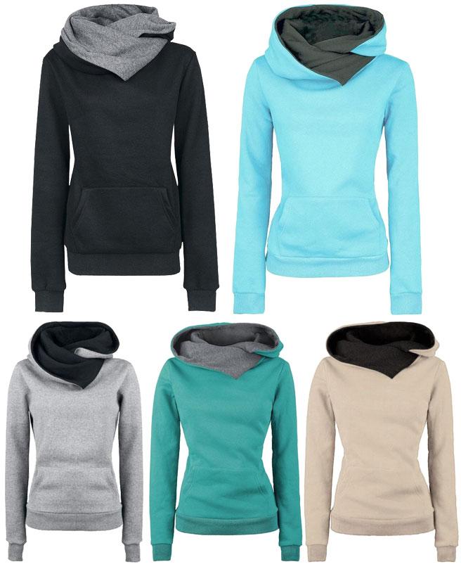 Warme Dames Trui.Fleece Sweater