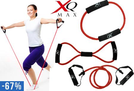 Verwonderlijk 3-delig fitness pull expander set t.w.v. €29,95 nu slechts €9,95 ZF-81
