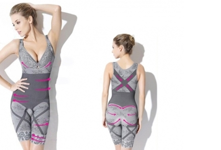 Body Slim Suit - strak en slank in je kleding zonder inspanning! T.w.v. €54,95 nu slechts €9,95