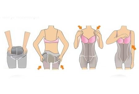 Body Slim Suit | strak en slank in je kleding zonder inspanning