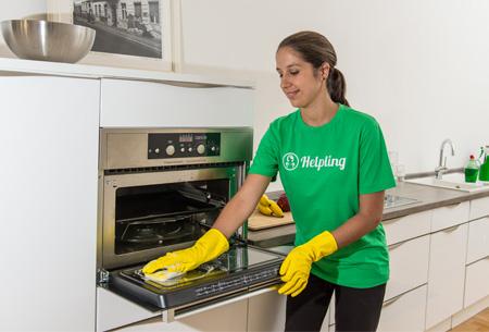 voucher helpling schoonmaakhulp nu vanaf slechts 7 78 per uur. Black Bedroom Furniture Sets. Home Design Ideas