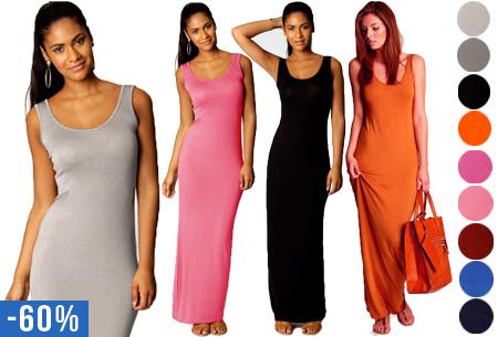SALE: Maxi jurk nu voor maar €9,95!