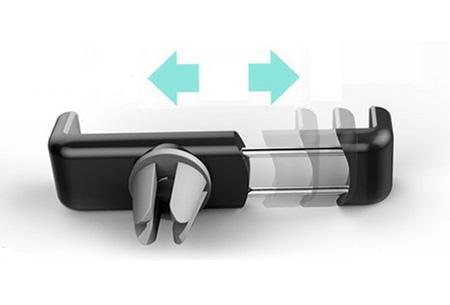 Telefoon carholder keuze uit 3 kleuren | Veilig en handsfree bellen in de auto!