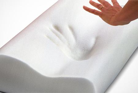 Memory Foam Kussen : Memory foam kussen stuk nu slechts u ac en stuks nu slechts