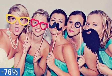 Photobooth props sets nu al vanaf €5,95 | Leuk voor jong en oud!