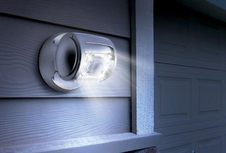 Draadloze LED buitenlamp nu slechts €16,95!