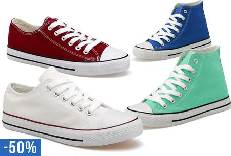 Deze klassieke sneakers