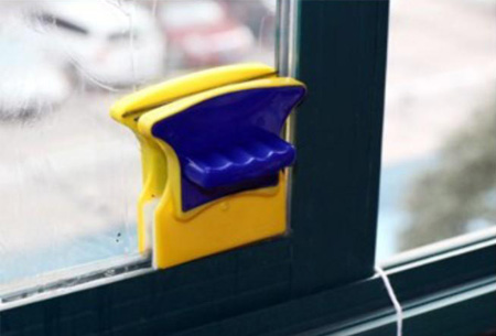 Magnetische Raamwisser Dubbel Glas.Magnetische Raamwisser Nu Slechts 9 95