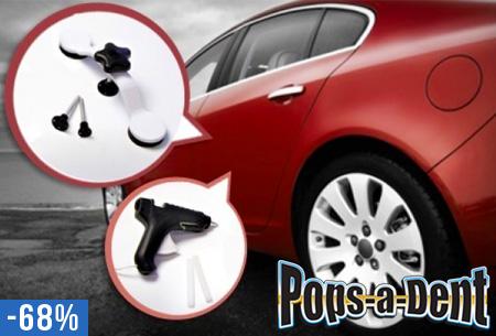 Verbazingwekkend Pops-a-Dent auto uitdeukset nu slechts €12,95 OX-02