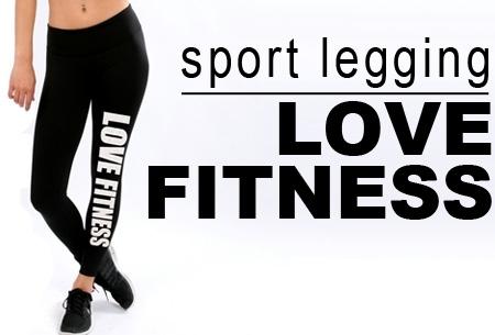 Sportlegging Tekst.Sport Legging In 2 Uitvoeringen T W V 34 95 Nu Voor 9 95