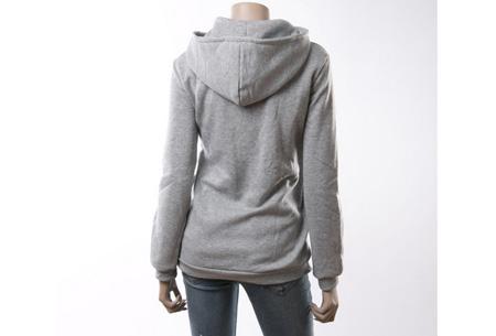 Dames sweater   Heerlijk warme, comfortabele hoodie