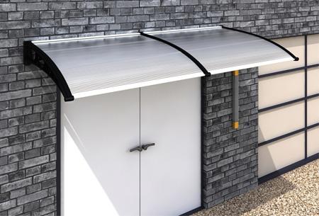 Deurluifel voor boven de voordeur of garagedeur nu al vanaf €54,95! Diverse formaten