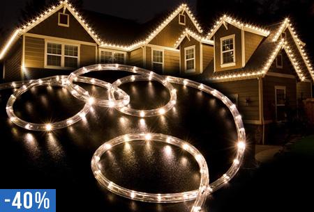 LED lichtslang sfeerverlichting in diverse lengtematen nu al vanaf €11,95!