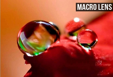 Universele 3-in-1 clip on lens nu slechts €5,95 | Fisheye + groothoek + macro lens