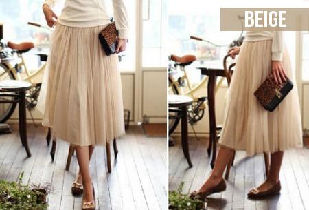 Petticoat rok   Doe mee met de nieuwe fashion trend!