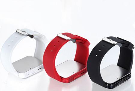 Bluetooth Smartwatch nu €29,95 | Ontvang e-mails, berichten en oproepen nu op je horloge!
