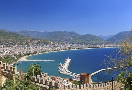 Voucher: 8-daagse vlieg- en rondreis naar Turkije voor 2 personen ter waarde van €400,00 p.p. nu slechts €49,00 p.p.!