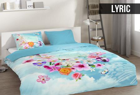 Luxe dekbedovertreksets nu al vanaf €19,95 | Keuze uit 10 verschillende designs