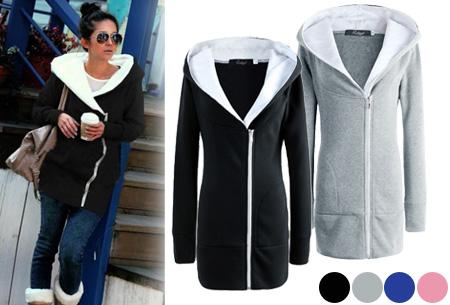 Lang zipper dames vest | Stijlvol & comfortabel