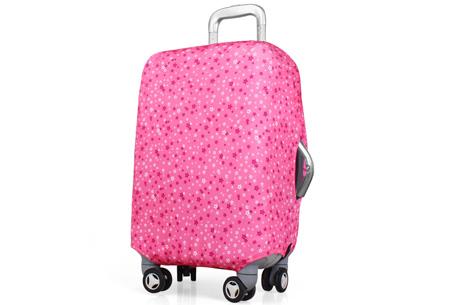Kofferhoezen al vanaf €10,95 | Herken altijd en overal je koffer! #8 Sterren