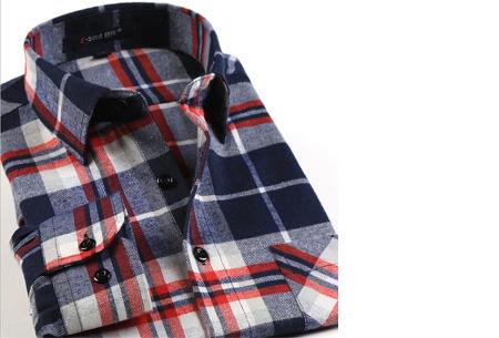 Geruit heren overhemd van luxe kwaliteit nu slechts €24,95 | Keuze uit 16 uitvoeringen DM05