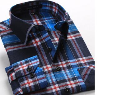 Geruit heren overhemd van luxe kwaliteit nu slechts €24,95 | Keuze uit 16 uitvoeringen DM24