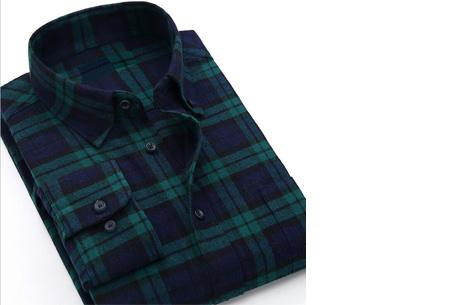 Geruit heren overhemd van luxe kwaliteit nu slechts €24,95 | Keuze uit 16 uitvoeringen DM38