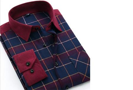 Geruit heren overhemd van luxe kwaliteit nu slechts €24,95 | Keuze uit 16 uitvoeringen DM39