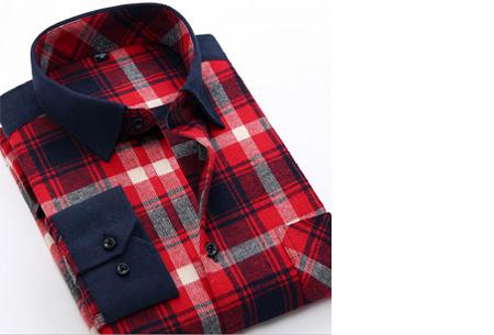Geruit heren overhemd van luxe kwaliteit nu slechts €24,95 | Keuze uit 16 uitvoeringen DM44