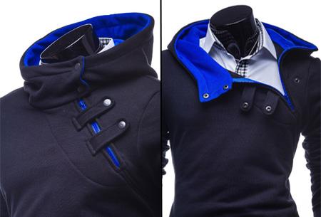 Buttons heren sweater nu slechts €17,95 | Comfortabel & stijlvol