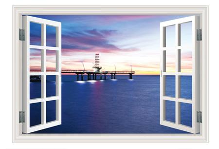 3D muursticker voor een origineel interieur nu slechts €19,95! Keuze uit 5 uitvoeringen #3