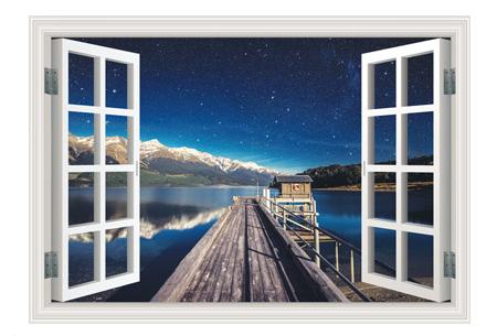 3D muursticker voor een origineel interieur nu slechts €19,95! Keuze uit 5 uitvoeringen #4