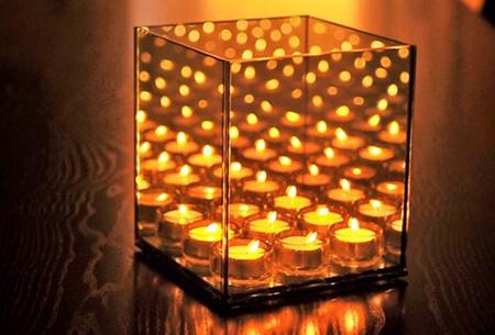 Dagaanbieding: Infinity Light cube nu met hoge korting