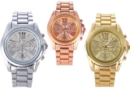 Diverse dames horloges |  Stijlvol & chique #2 Romeinse cijfers