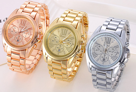 Diverse dames horloges |  Stijlvol & chique