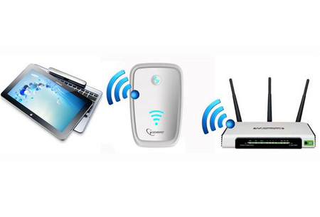 Gembird WiFi repeater 300 Mbps nu slechts €18,95 | Vergroot je WiFi signaal