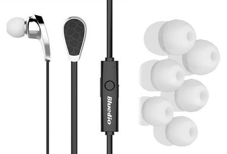Bluetooth oordopjes met handsfree bellen nu slechts €19,95 | Geen vervelende draden meer!