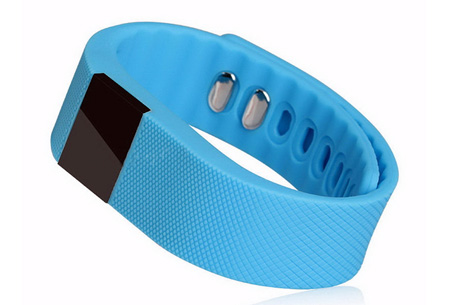Activity tracker | Monitor je beweging en slaap! Blauw
