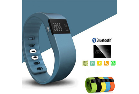 Activity tracker | Monitor je beweging en slaap!