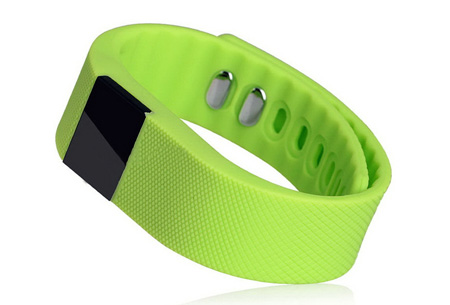 Activity tracker | Monitor je beweging en slaap! Groen