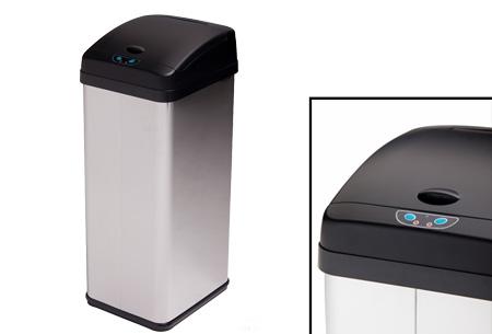 O'Daddy infrarood prullenbakken | Keuze uit 4 modellen nu al vanaf €49,95! Square