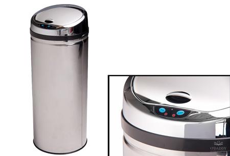 O'Daddy infrarood prullenbakken | Keuze uit 4 modellen nu al vanaf €49,95! Round