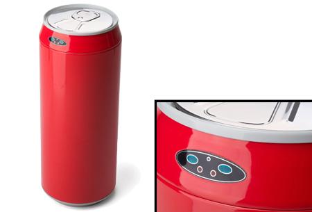 O'Daddy infrarood prullenbakken | Keuze uit 4 modellen nu al vanaf €49,95! Can Red