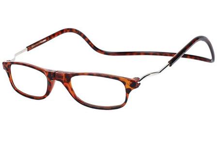 Magnetische leesbril in 7 sterktes | Nooit meer je bril kwijt! tortoise