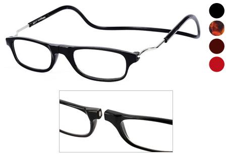 Magnetische leesbril in 7 sterktesw