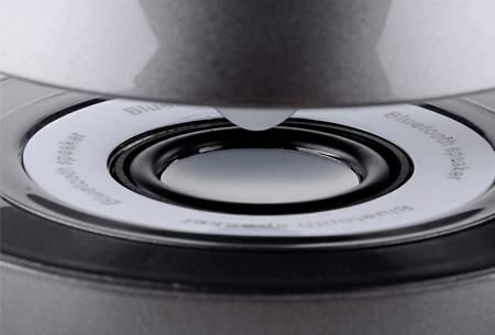 LED speaker bal met Bluetooth functie nu slechts €22,95 | Speaker en moodlamp in één!