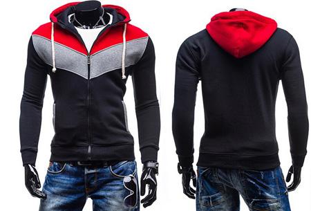 Multicolor heren vest nu slechts €19,95 | Heerlijk vest voor elk seizoen! #1 Zwart