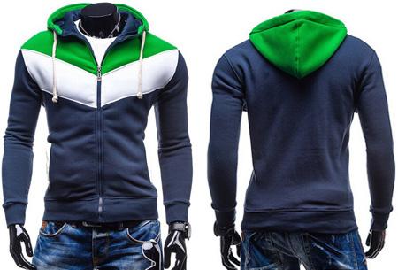Multicolor heren vest nu slechts €19,95 | Heerlijk vest voor elk seizoen! #2 Blauw