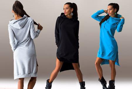 Sweater jurk nu slechts €14,95 | Comfortabel en helemaal on trend!